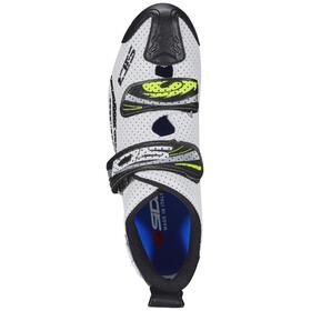 Sidi T-4 Air Carbon Shoes Men White/Black